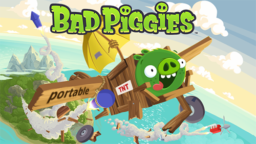 Portable Bad Piggies 1.2.0