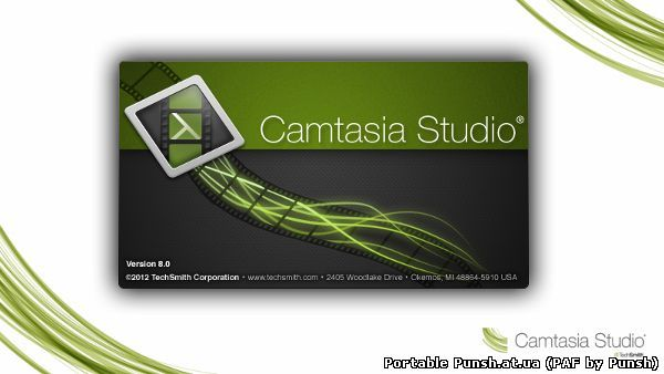 Portable Camtasia Studio 8.0.2 Build 918